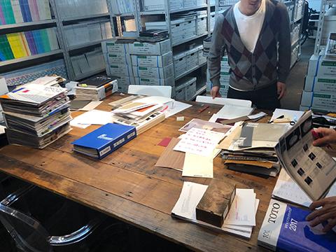 岐阜のオフィス