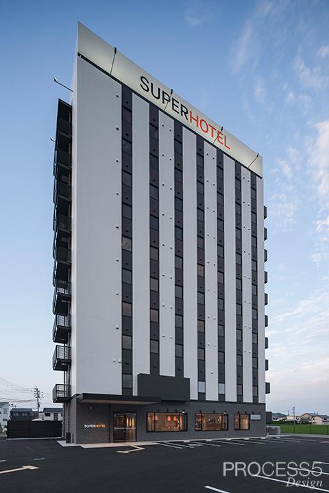 スーパーホテル阿南富岡