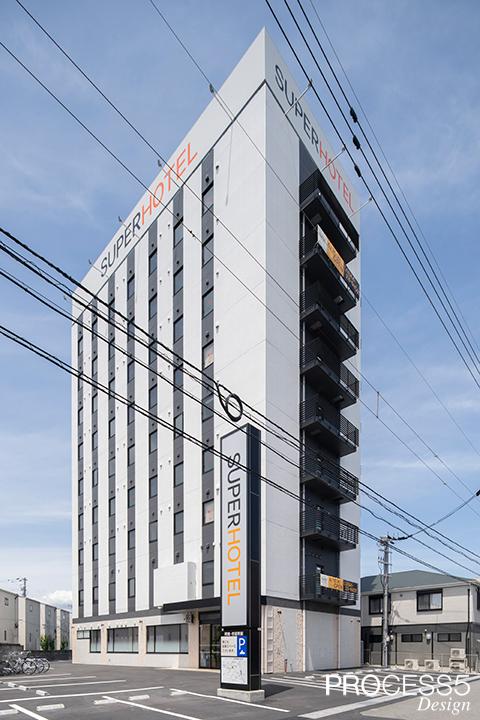 スーパーホテル阿南・市役所前