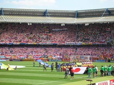 日本−クロアチア
