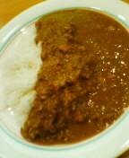 チキンキーマカレー480円