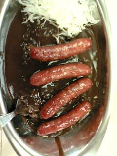 ヘルシークラス500円+ウインナートッピング(Hot Pepperクーポン利用で無料)