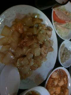 カリー定食1370円(入館料別途)