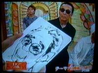 笑っていいとも、タモチさんを描く