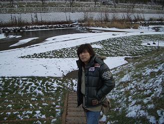 たんぽぽ博士と雪