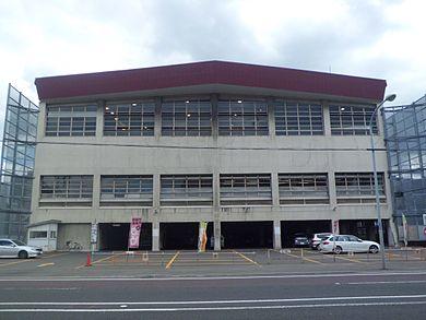 札幌中央体育館