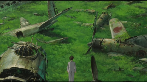 宮崎駿が描く ゼロ戦の姿