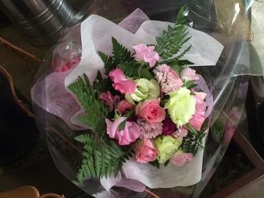 奥様への花束