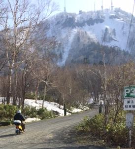 手稲山ツーリング3