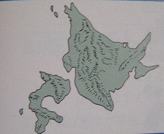 氷河期が終わった後の北海道