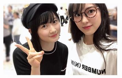 モーニング娘。'18 飯窪春菜と森戸知沙希