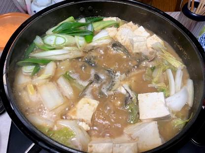 ハタハタ鍋