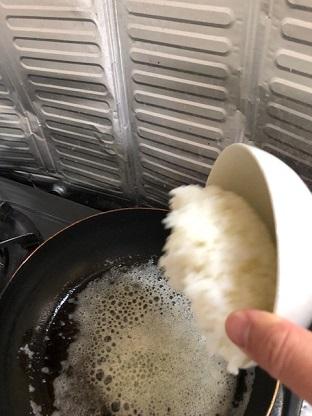 卵炒めご飯2