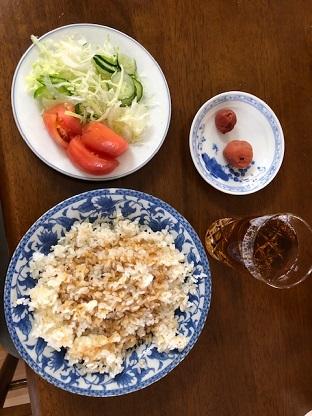 卵炒めご飯10