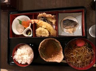 羽幌サンセットプラザ定食
