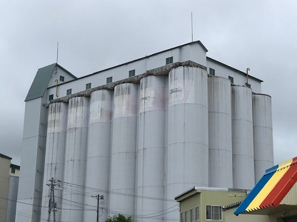 小樽の変な建物
