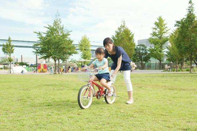 自転車練習0815a1