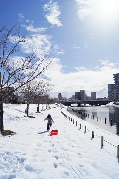 大雪の日b9