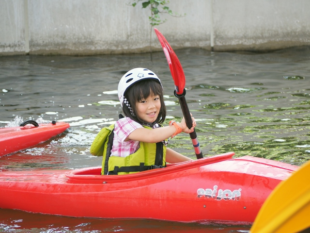 カヌー体験a2