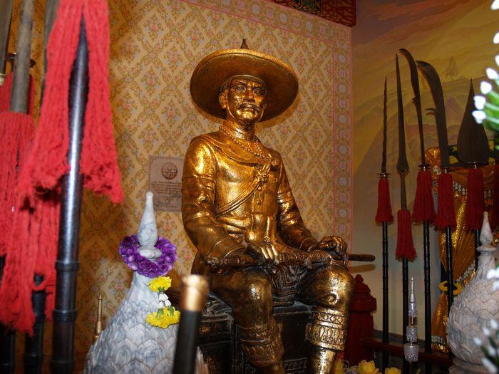 ④バンコクにトンブリー王朝(短...