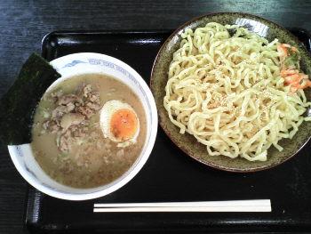 辻堂の「つけ麺さがみ 普通のつけ麺」