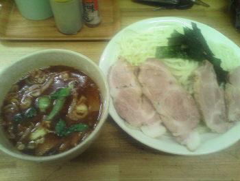 「はじめ」の味噌チャーシューつけ麺