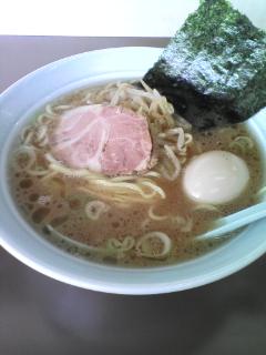 ふつうのラーメン580円