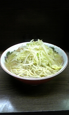 ラーメン二郎 横浜店マシマシ?