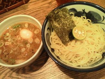 二代目つじ田 二代目つけ麺