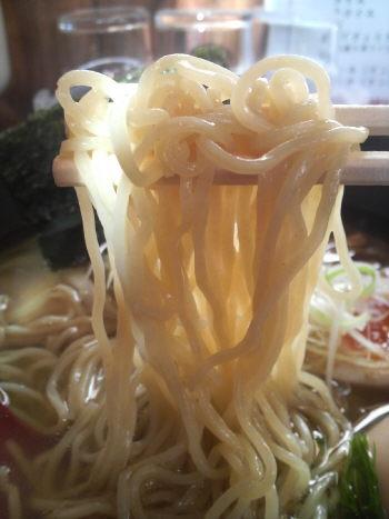 梵 の麺は美味♪