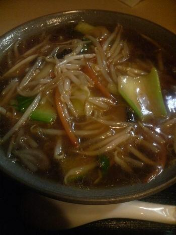 麺家 Dragon kitchen サンマーメン