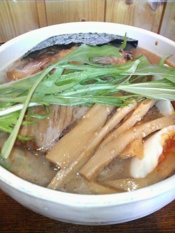 麺庖 くらかど チャーシュー麺 中盛