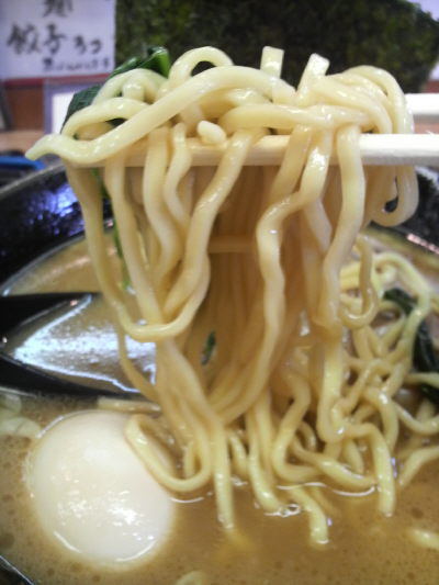 厚木 亀家の麺