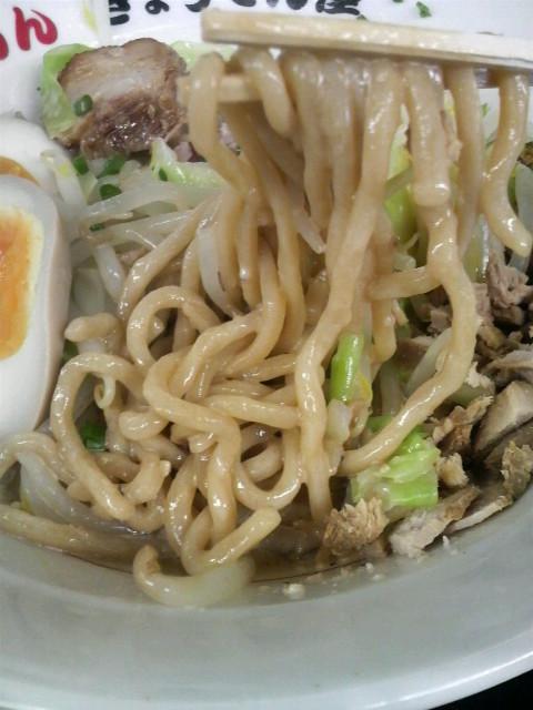 カルボ郎レギュラー(ハーフ)麺