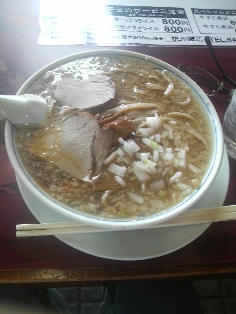 杭州飯店中華そば