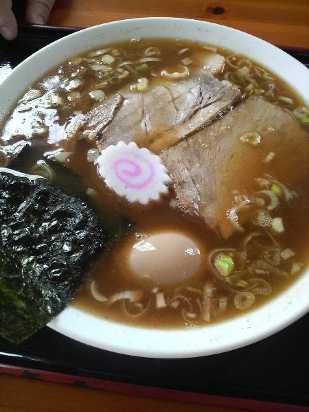 小田原 大勝軒のラーメン