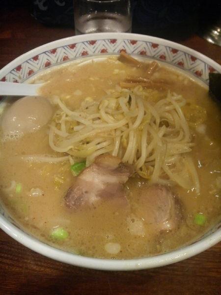 町田 北海道ラーメンおやじ麺