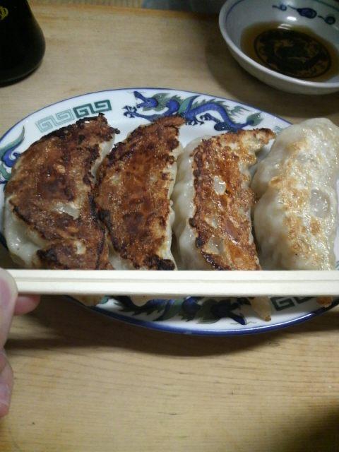 平塚 味噌一 おっきな餃子