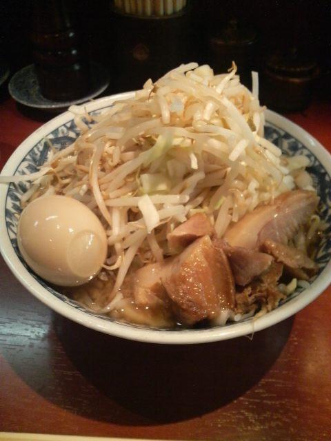 麺香房 暖々 らーめん(普通)