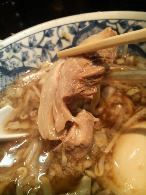 麺香房 暖々 チャーシュー