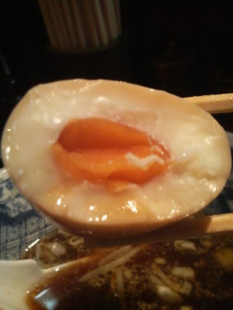 麺香房 暖々 味玉