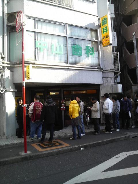 ラーメン二郎ひばりヶ丘駅前店 店の様子
