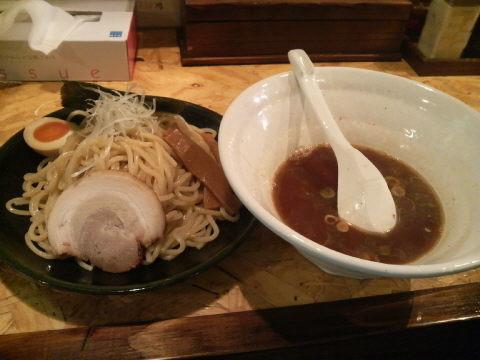 つじ道 つけ麺