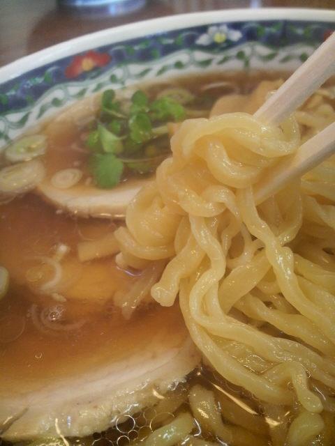 茅ヶ崎 茅 佐野産の麺