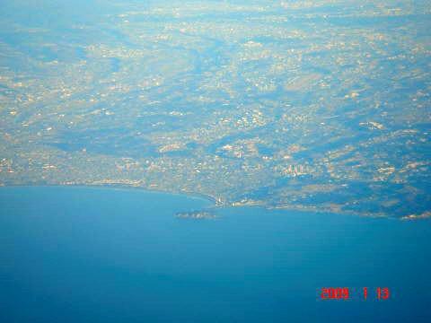 江ノ島付近