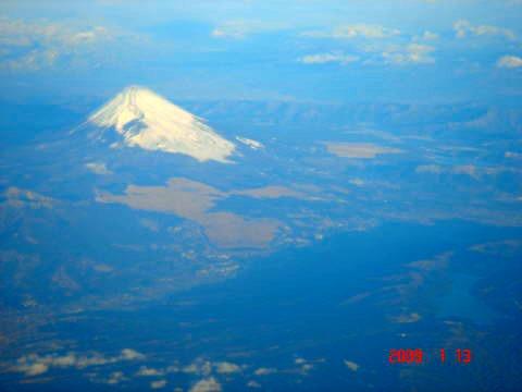 富士山付近
