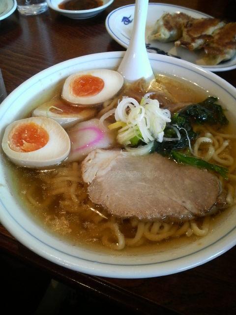大正麺業 醤油ラーメン