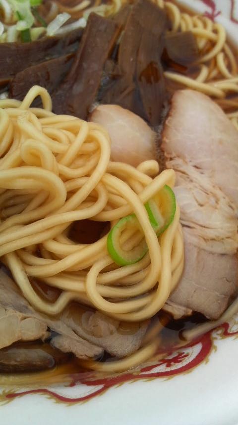 津軽煮干しラーメン