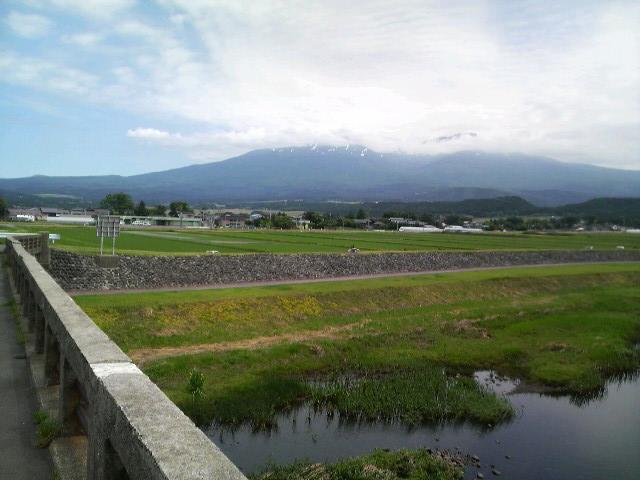 鳥海山といす