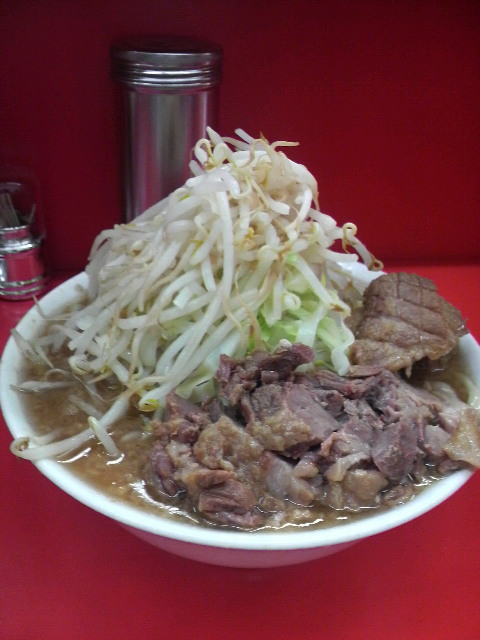 ラーメン二郎松戸駅前店